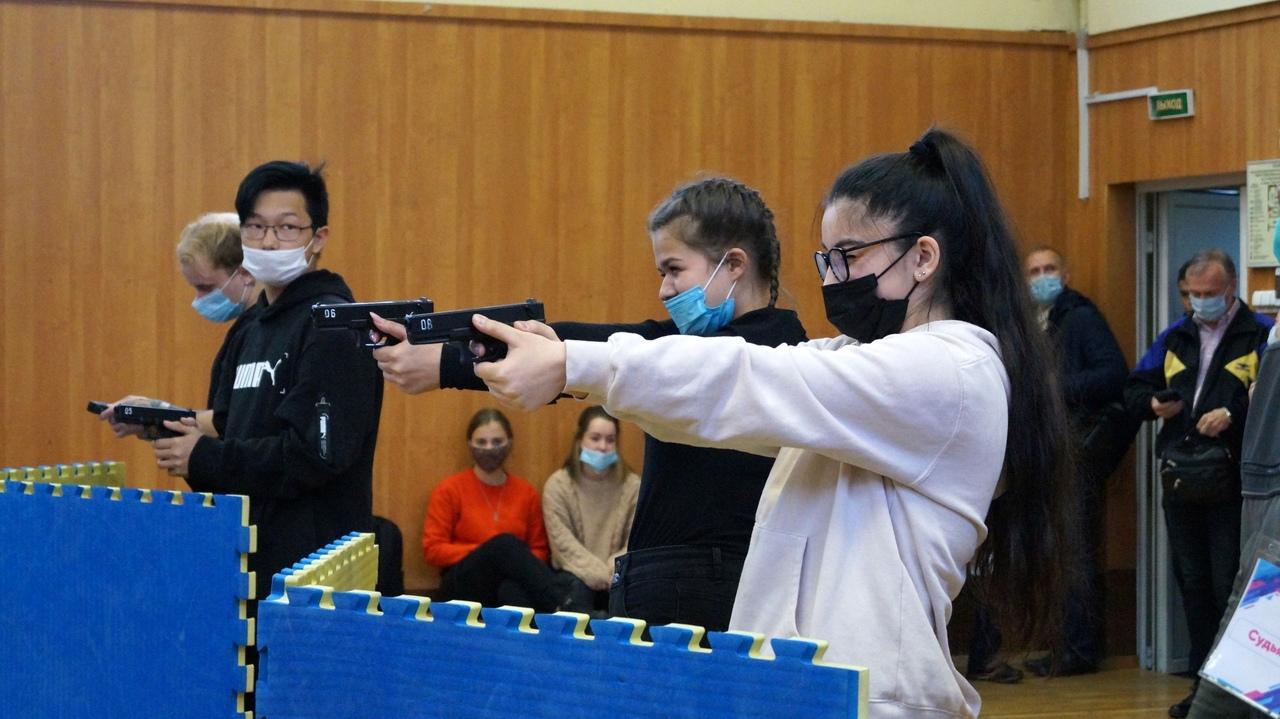 УП№2 приняли участие в Молодежном фестивале «Студенческий марафон»