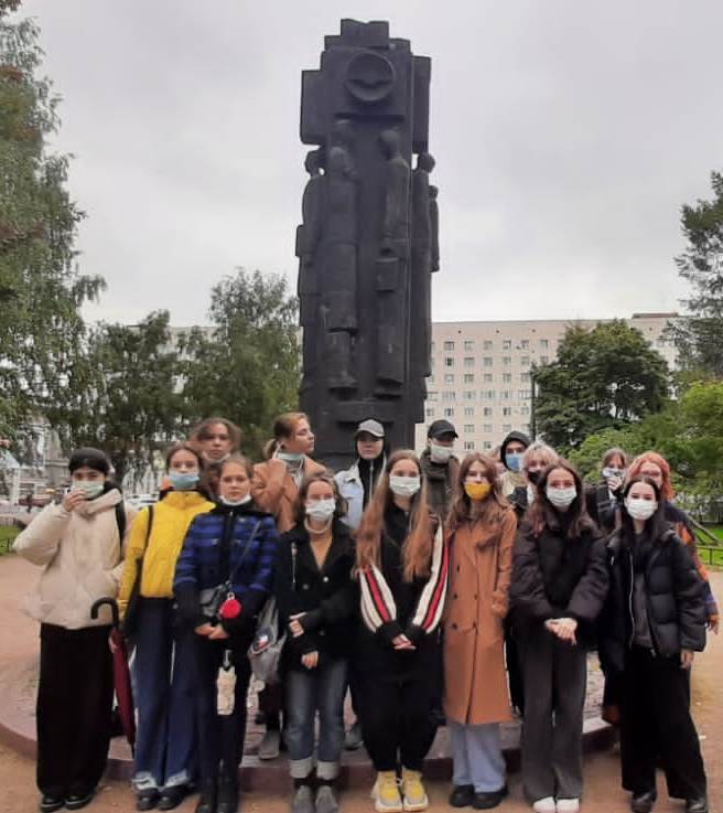 Торжественные церемонии возложения цветов, посвящённые 80-летию со дня начала блокады Ленинграда